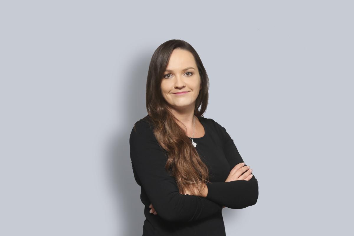 Portrait de Marta Jablonska