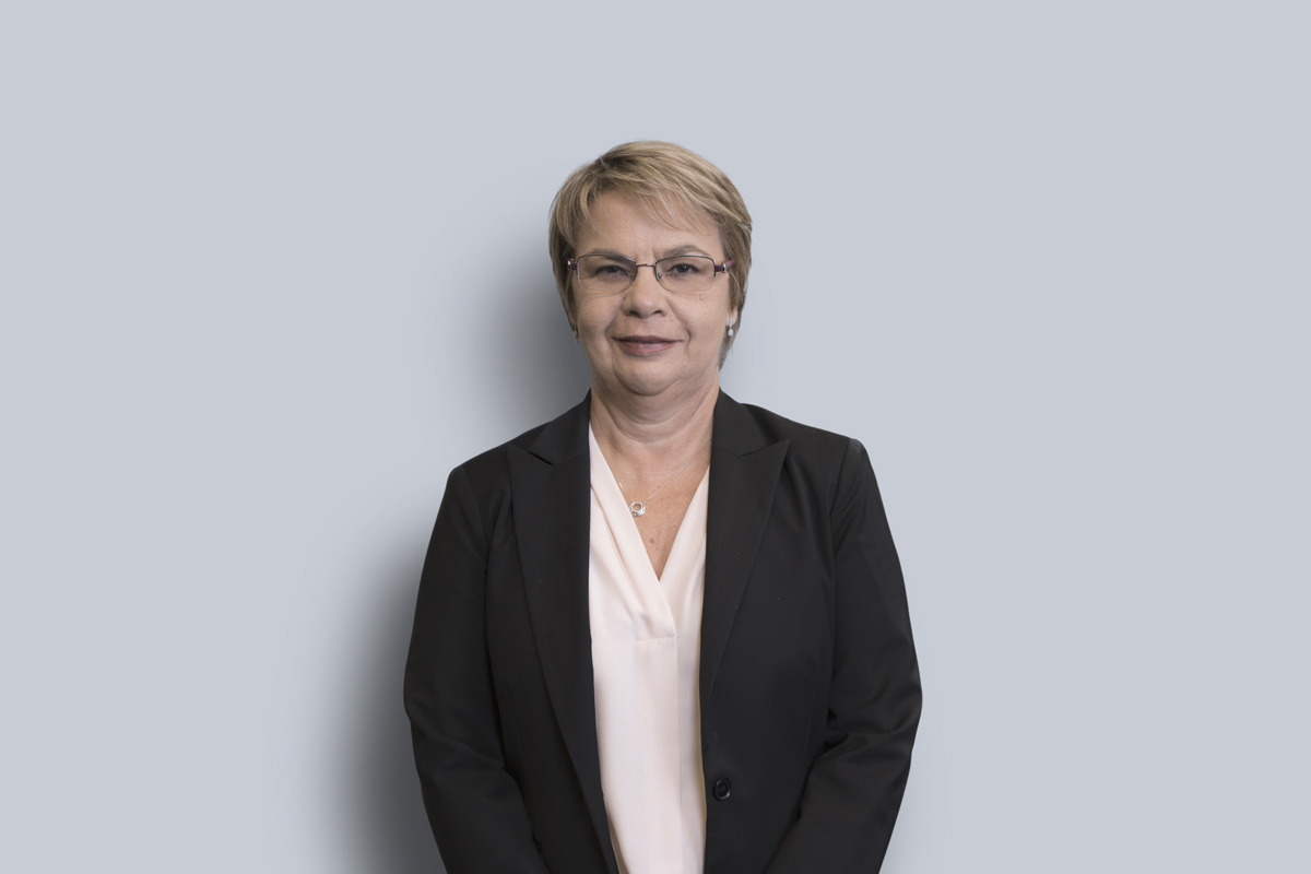Portrait de Monique Chiasson