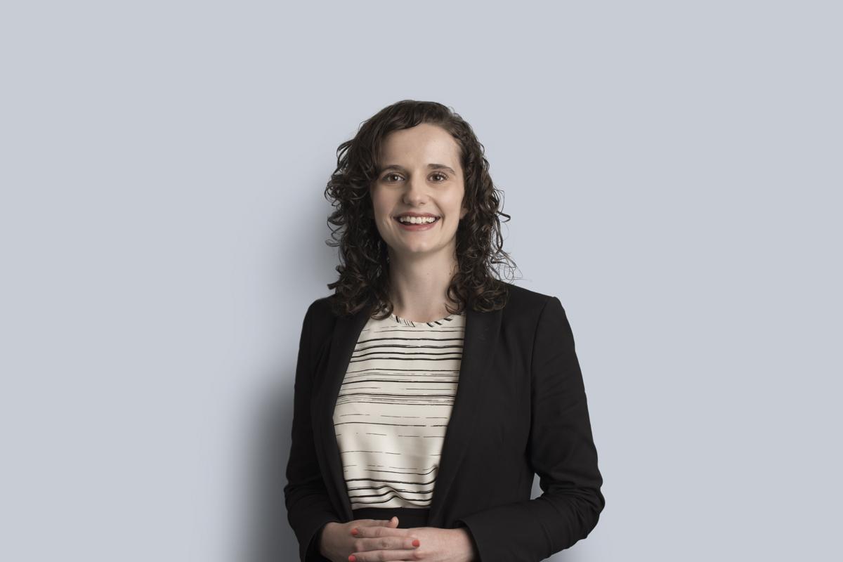 Portrait de Rachel Haack