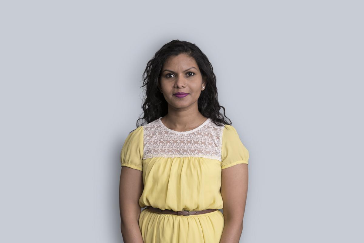 Portrait de Sharmilaa Kanthavel