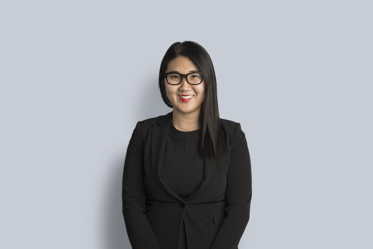 Portrait of Sharon Se Jung  An