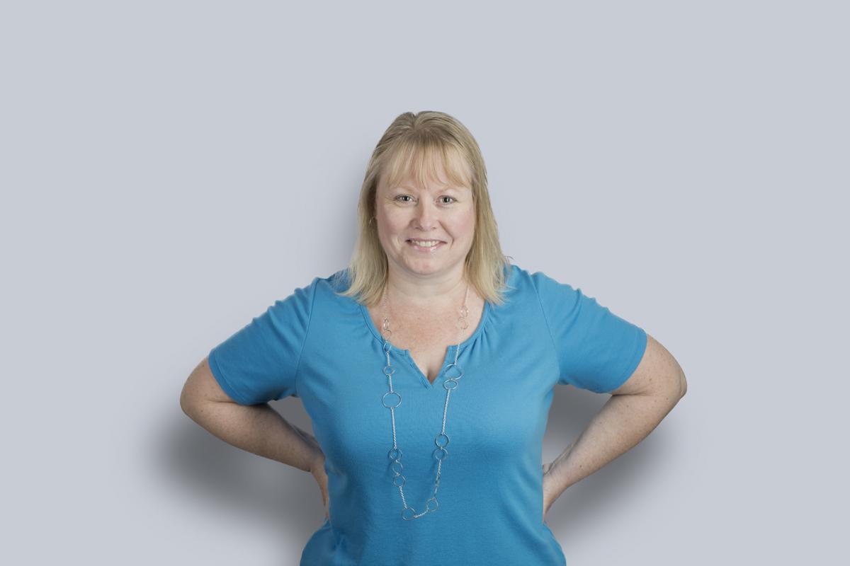 Portrait of Sherry Fischer