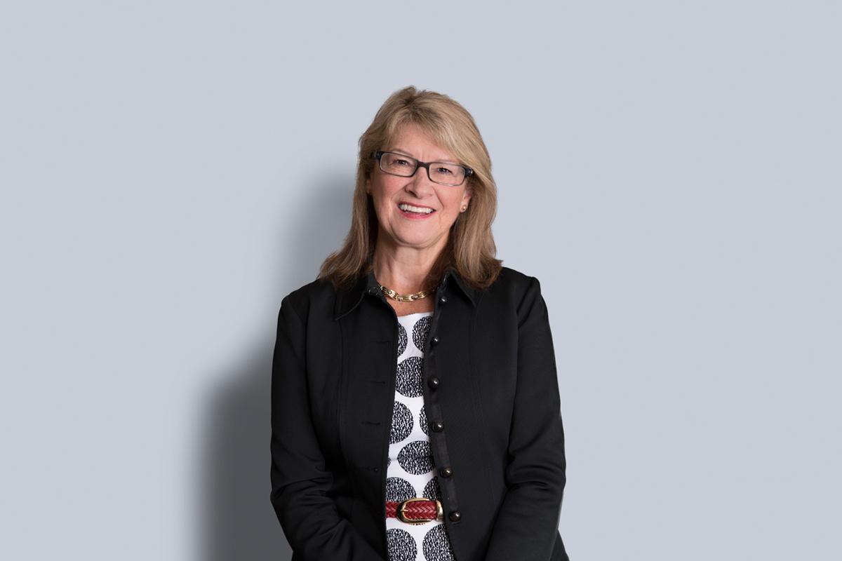 Portrait de Susan Featherstone