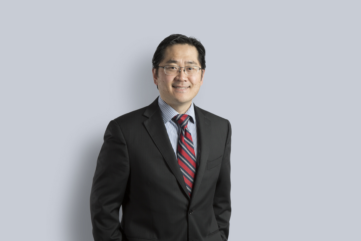 Portrait de Tai Nahm