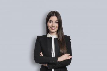 Portrait of Elena Scardera