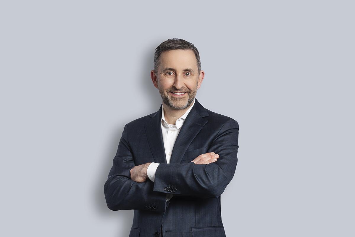 Portrait de Andrew M. Cohen