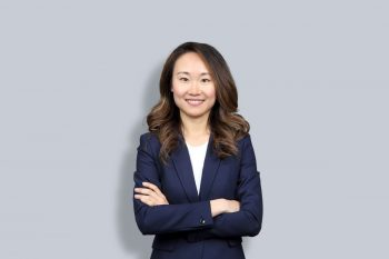 Portrait de Carol Bai
