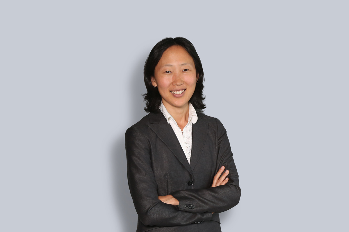 Portrait of Caroline Kim