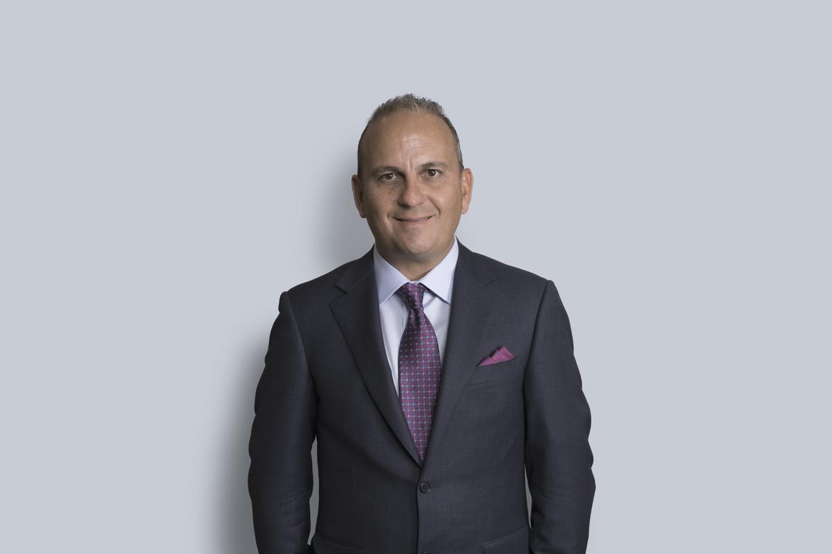 Portrait of Enzo Di Iorio