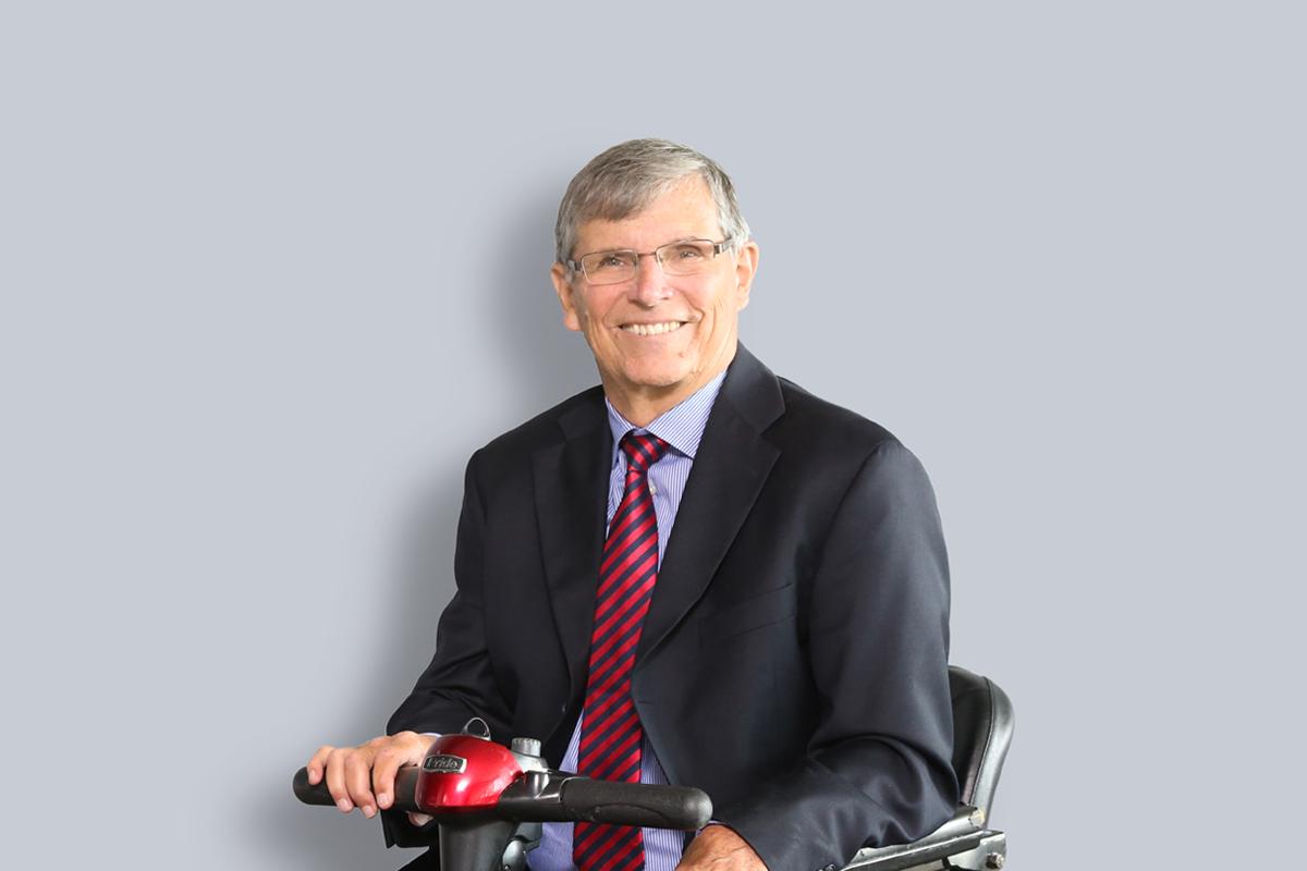 Portrait of John Griggs