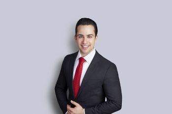 Portrait of Kevin Refah