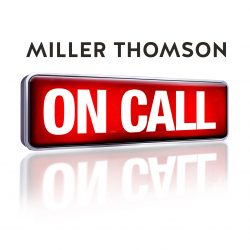 Miller Thomson On Call Program logo