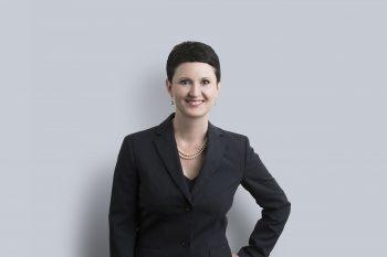 Portrait of Sandra L.  Hawes