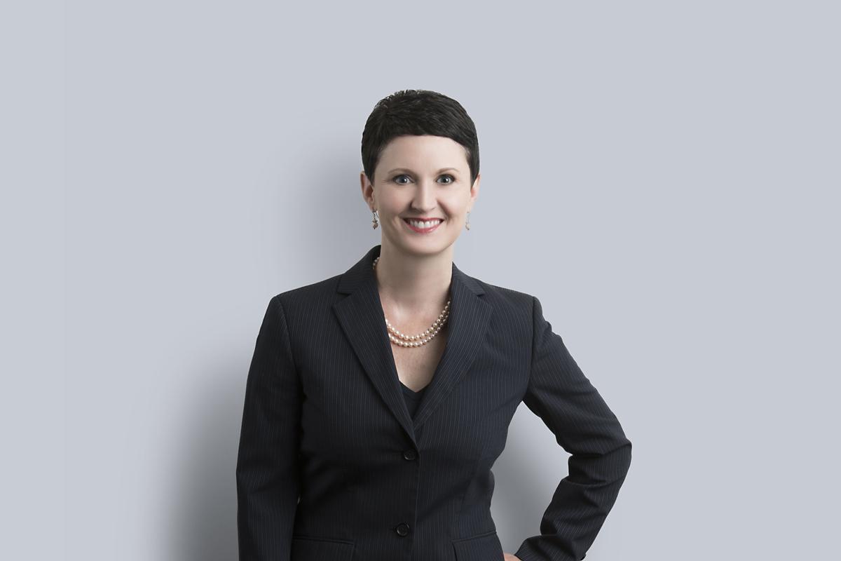 Portrait de Sandra L.  Hawes