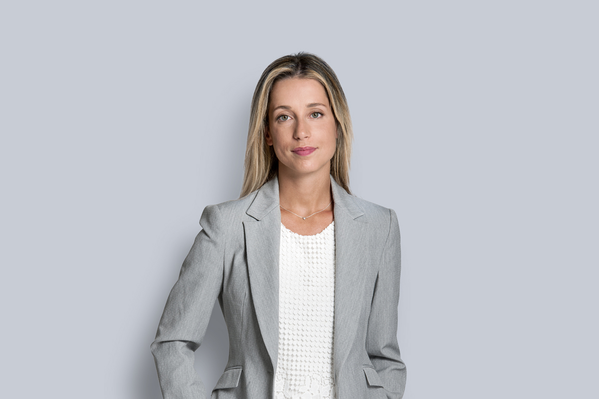 Portrait of Stéphanie Normandin