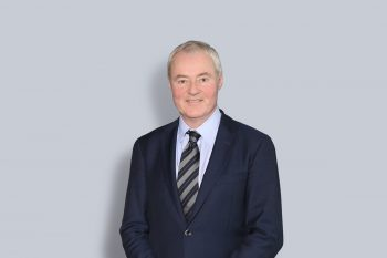 Portrait of Stephen Sweeney