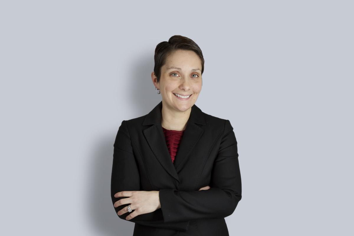 Portrait de Taryn Simionati