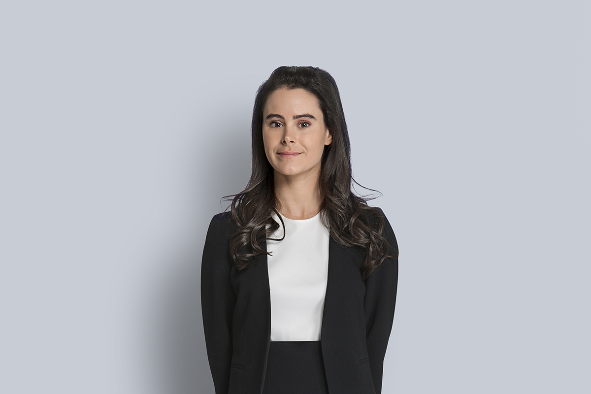 Portrait of Andréanne Sansoucy