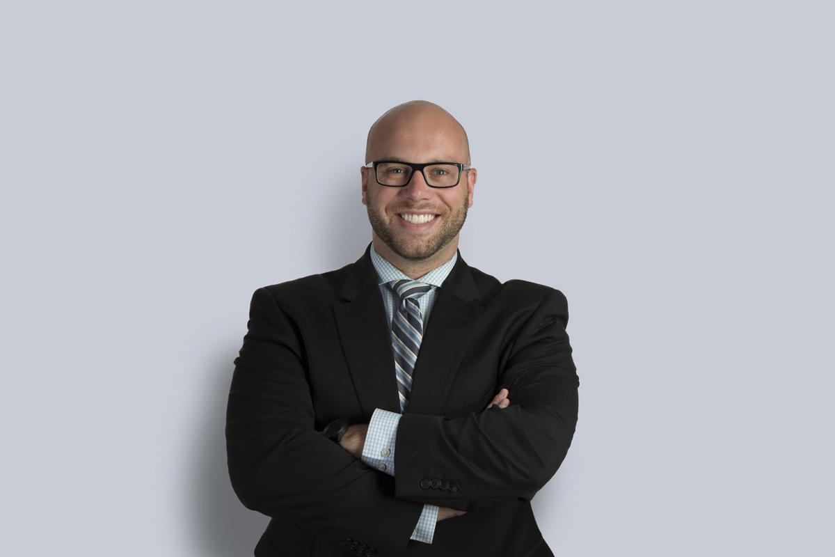 Portrait of Bryan Smits