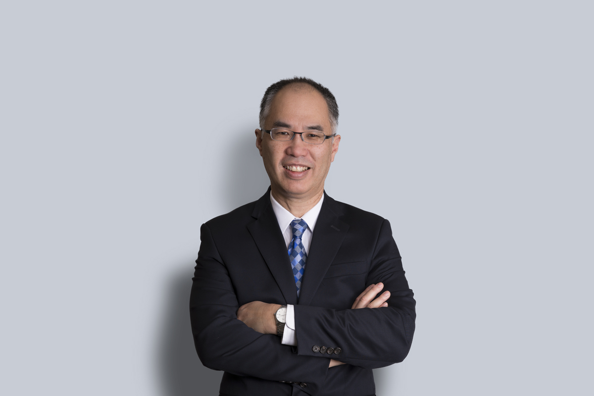 Portrait of David Tang