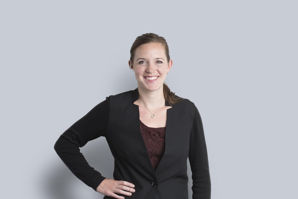 Portrait of Emily McClintock
