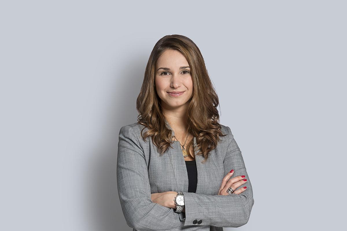 Portrait de Adina Georgescu