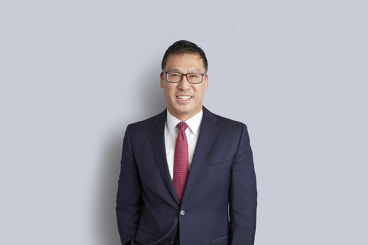 Portrait de Andy Chan