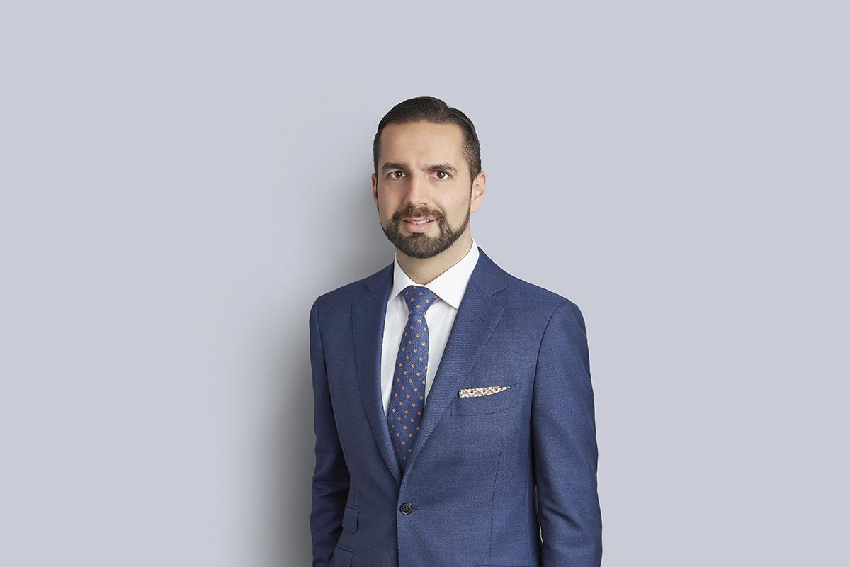 Portrait de Savvas Kotsopoulos
