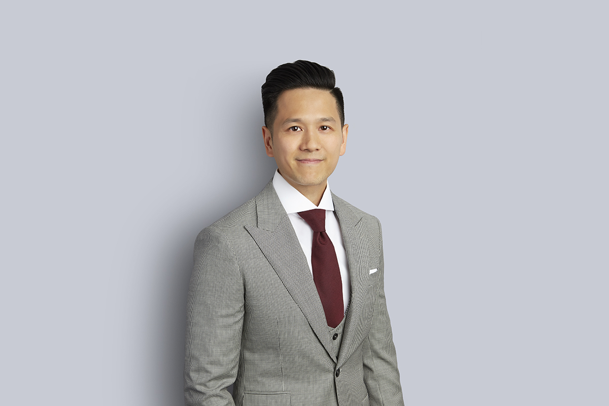 Portrait of Jonathan Tong