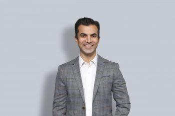 Portrait of Ahsan Sadiq