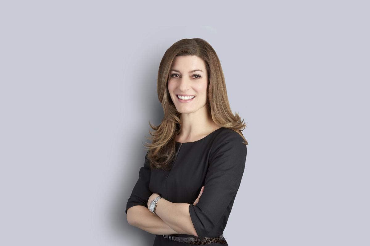 Portrait de Andrea Farkouh