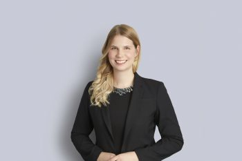 Portrait of Hilary Van de Kamer