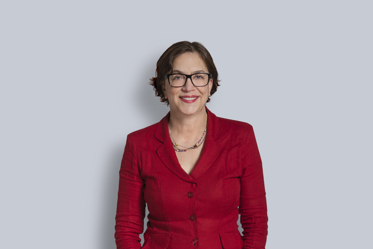 Portrait de Chantal Joubert