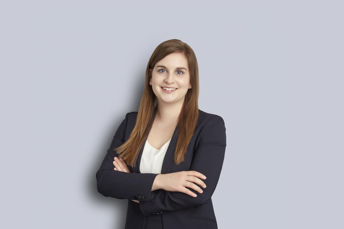 Portrait of Madeleine Dusseault