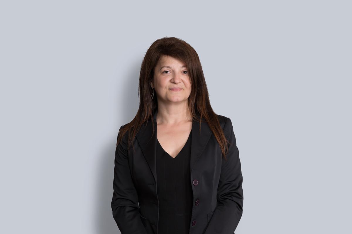 Portrait of Chiara Martino Pera
