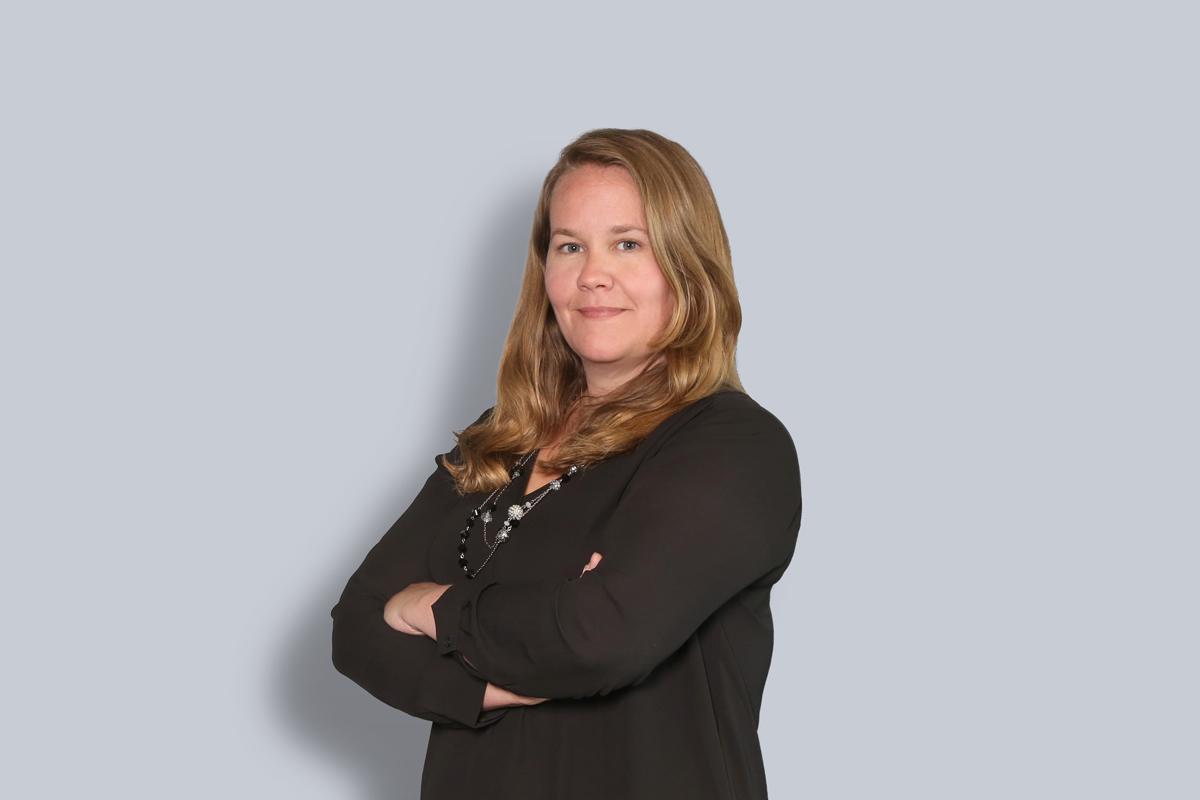 Portrait of Lynn Priestley