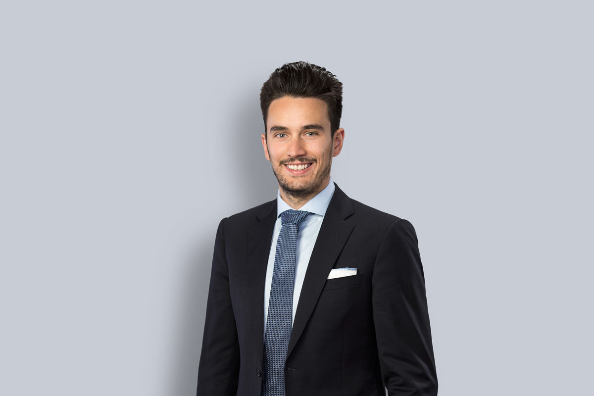 Portrait of Stefan Mirkovic