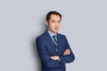 Portrait de David Tsai