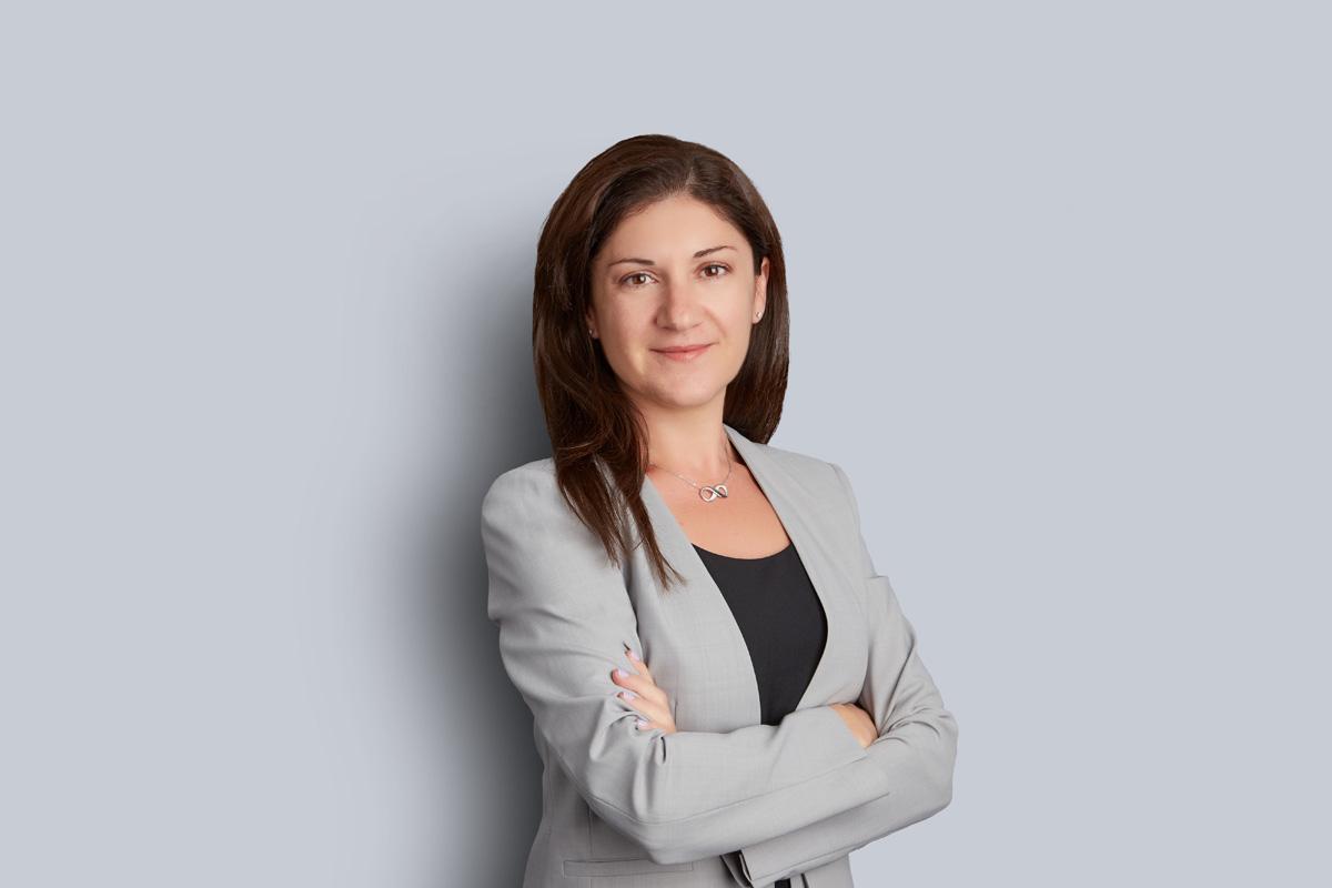 Portrait of Inna Koldorf