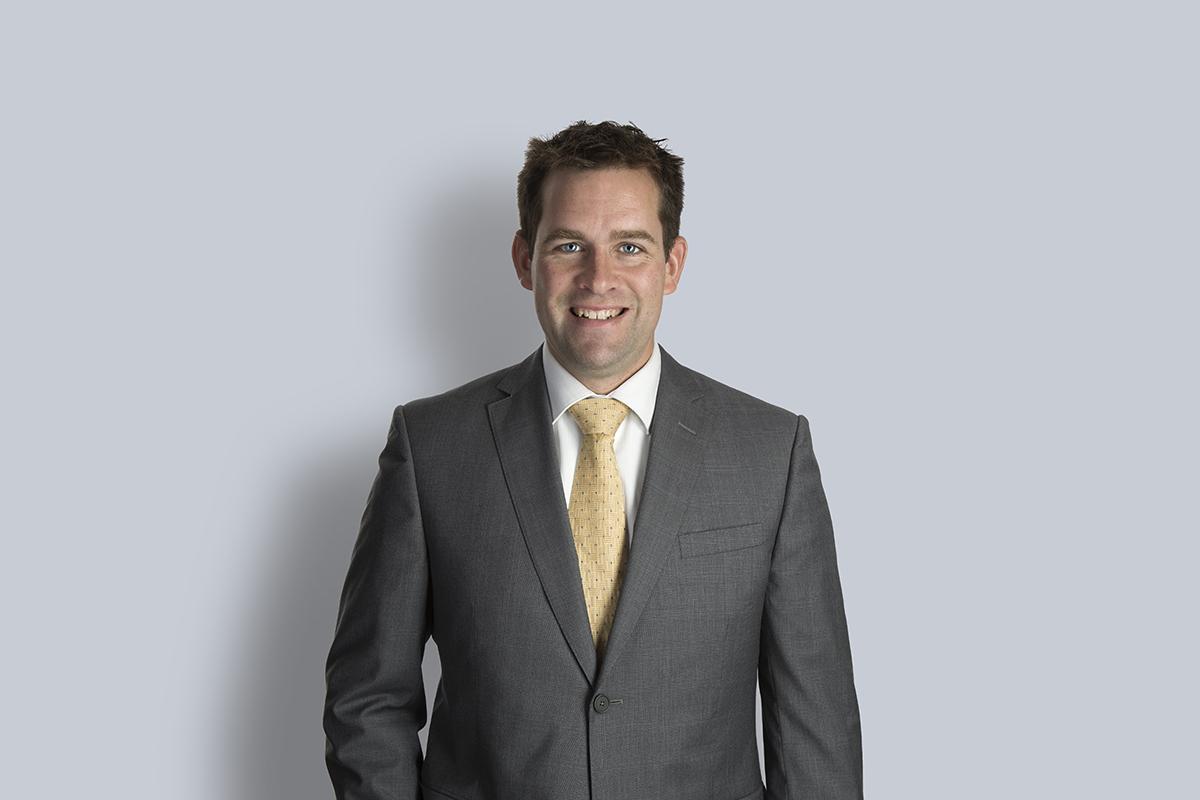 Portrait of Matthew Innes