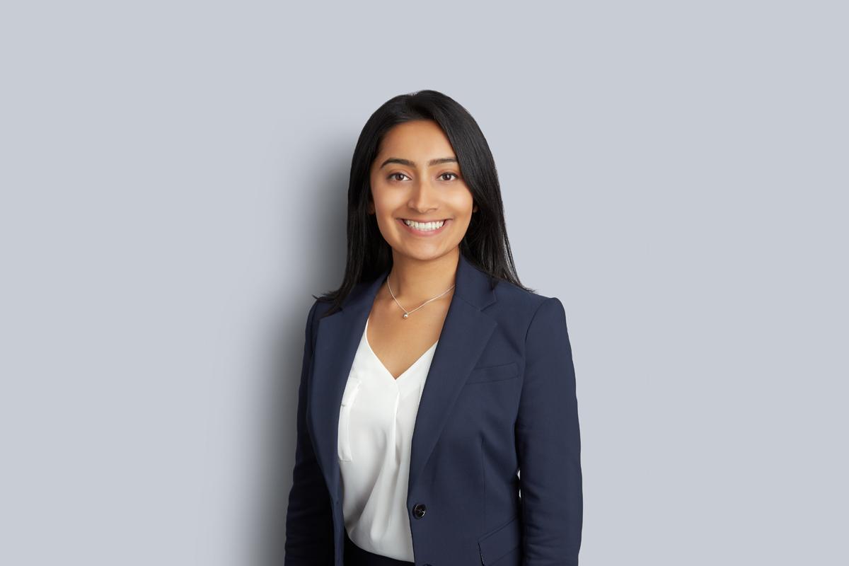 Portrait de Pritika Deepak