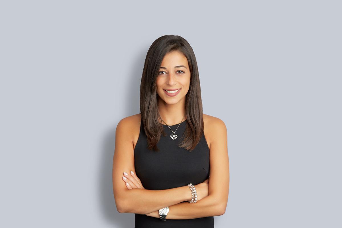 Portrait of Stephanie De Caria