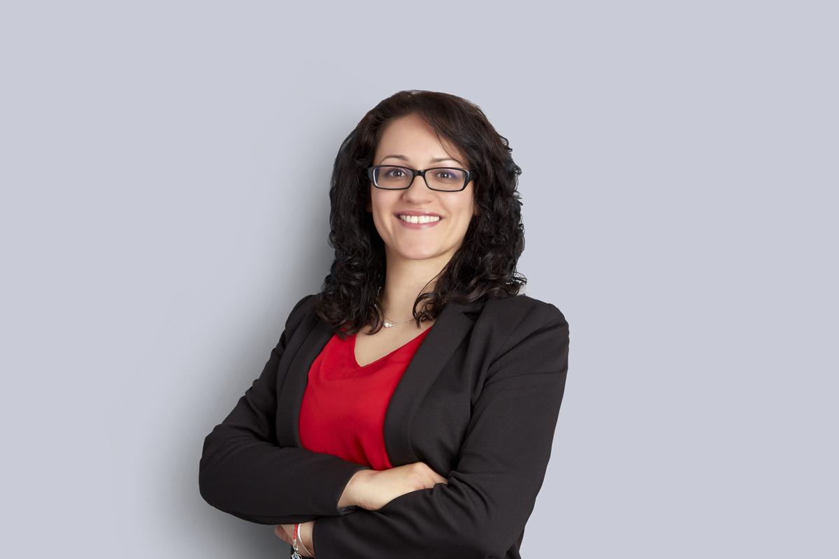 Portrait of Veronica Gavrielov