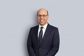 Portrait of Deven Rath