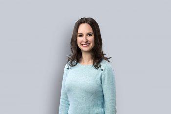 Portrait of Stephanie Davis