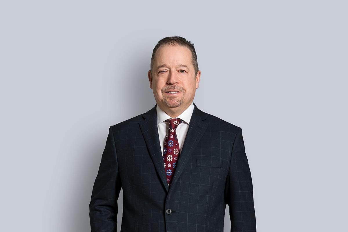 Portrait de Gary S. Rosen