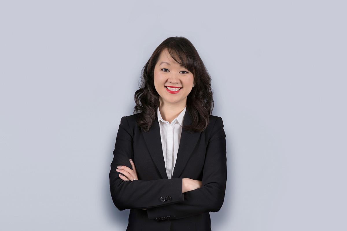 Portrait of Karen Phung