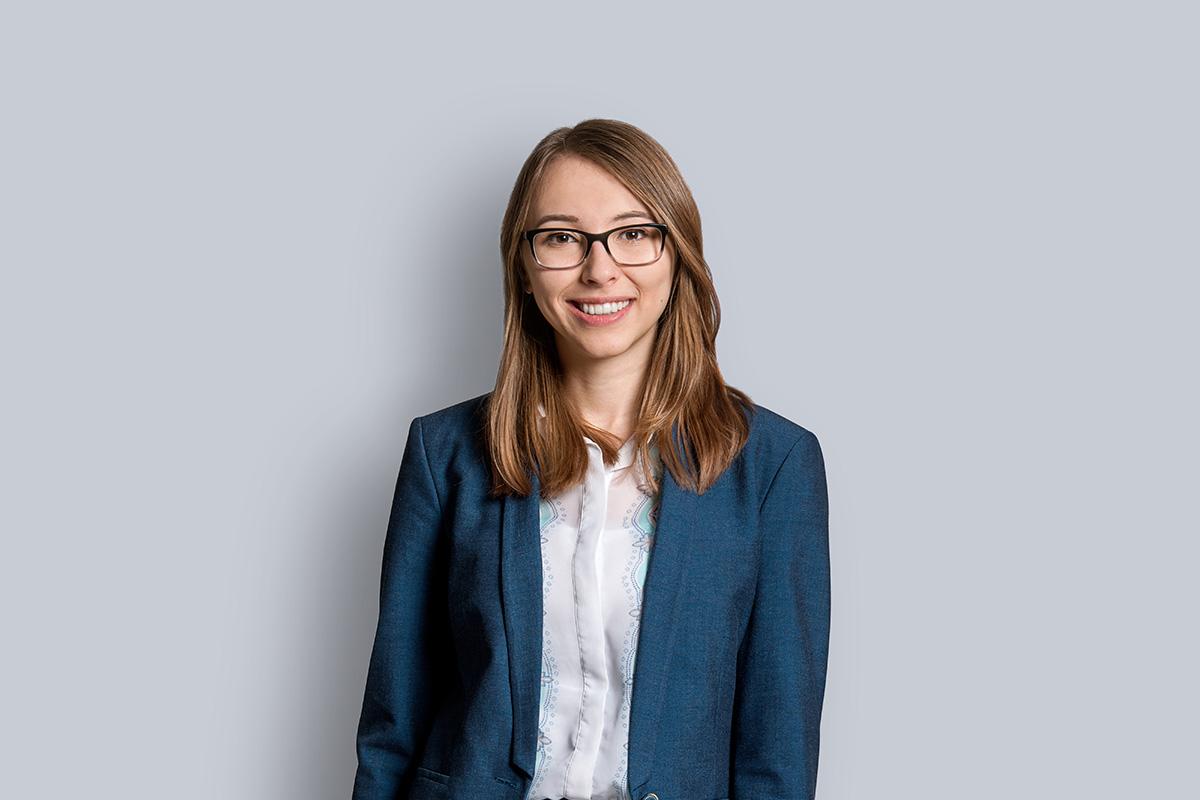 Portrait of Silvia Ortan