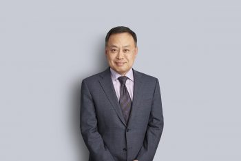 Portrait of Y. Ken Chun