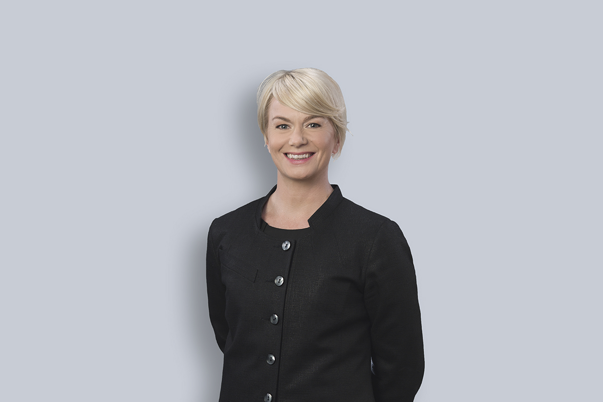 Portrait of Aimee L. Halfyard